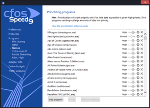 Скачать бесплатно программу cfosspeed